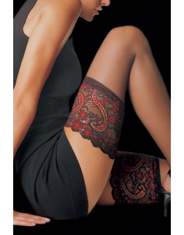 Essential Holdups By Le Bourget Black-White-Black/Red