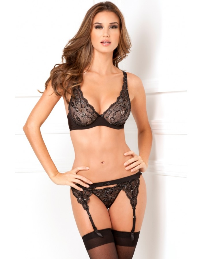 3 Piece Luxury Lace Set