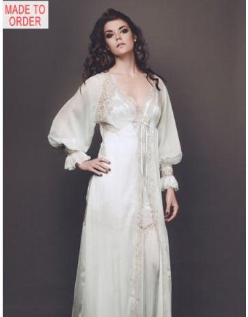 Liliana Casanova Fontainebleau Dressing Gown