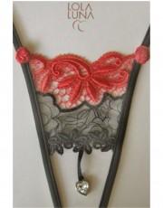Lola Luna Classic Design Zambie Open Red