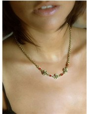 Carmen Necklace by Lola Luna