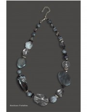 Beaded Portofino Necklace by Lola Luna