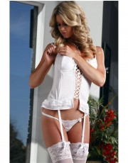 G World Adorable Sexy Lingerie Corset COR025