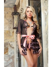 Innocent Affair Robe By G-World - D1421