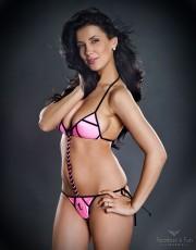 Pink  Temptation Bikini Set