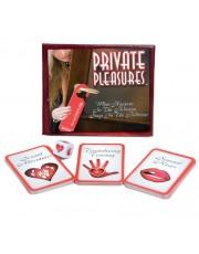 Private Pleasures Adult Game