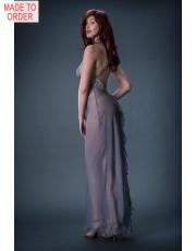 Liliana Casanova Contemporaine Silk Mousseline Nightdress