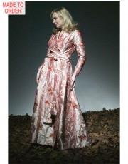 Jane Woolrich Silk Robe EM81