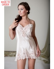 Lace And Silk Slip By Jane Woolrich 7068