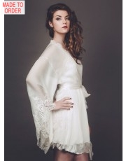 Liliana Casanova Chateaubriant Short Dressing Gown