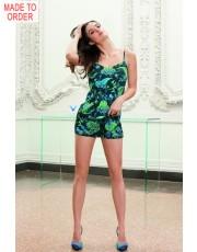 Lise Charmel Secret Turquoise Camisole Set