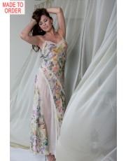 Splendid Jane Woolrich Silk Nightdress 82717