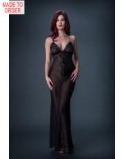 Liliana Casanova Lutece Silk Mousseline Nightdress