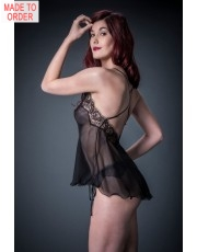 Liliana Casanova Lyric Babydoll & Panty Set