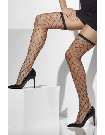 Fever Diamond Net Hold Ups