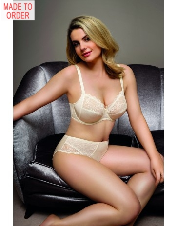 Antinea Declaration Beaute Lingerie Collection In Navy Blue or Ecru