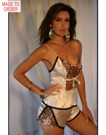 Giselle Camisole Set by Diki Lingerie