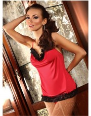 Beauty Nights Giovanna Red Chemise