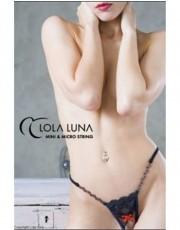 Elegant Lola Luna Flamenco Open