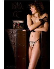 Mini G-string Pondicherry by Lola Luna