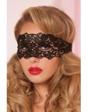 Black Boudoir Mask