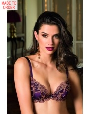 Lise Charmel Splendeur Soie Garnet Bra Collection