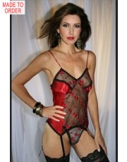 Carmen Soft Basque by Diki Lingerie